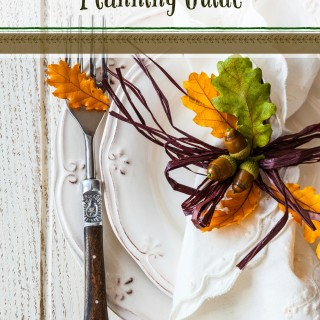 Thanksgiving Planning Guide