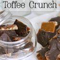 Toffee Crunch in a Mason Jar