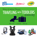 Traveling With Toddlers Giveaway