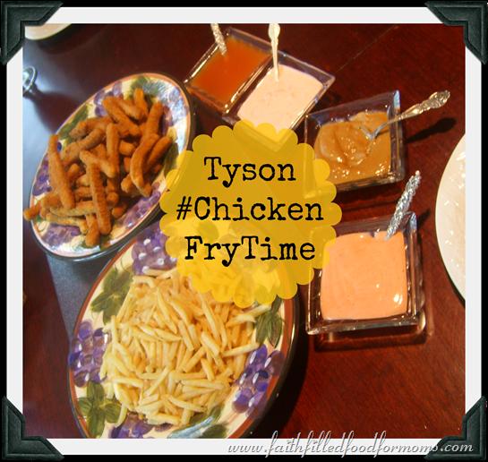 TysonChickenFryTime
