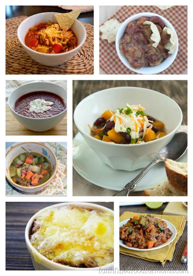 Veg Soups 2