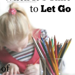 When It's Time to Let Go of Homeschooling