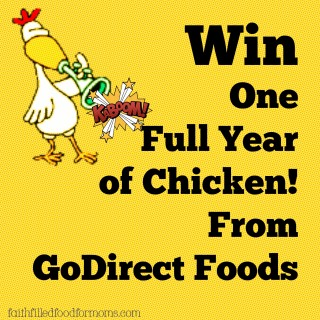 GoDirect Foods and Chicken for One Year!