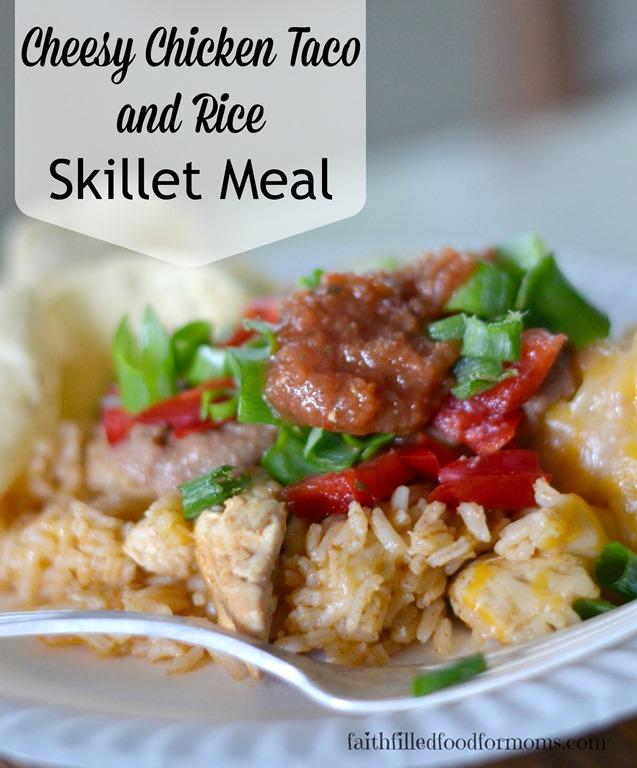 cheesy-Chicken-Taco-and-Rice
