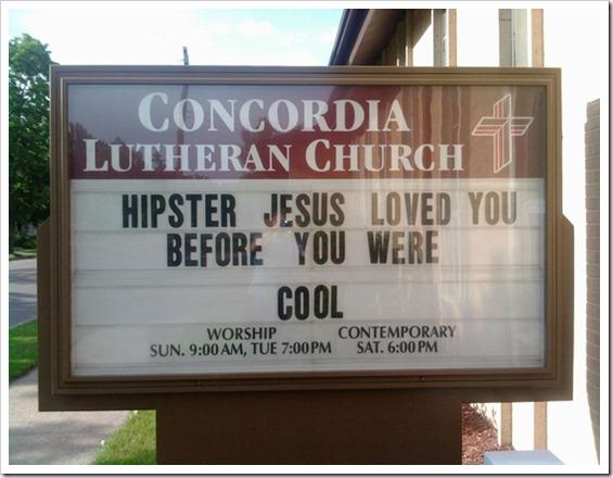 church sign2