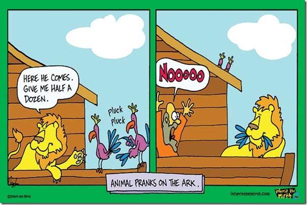 Funny Christian Humor Cartoons