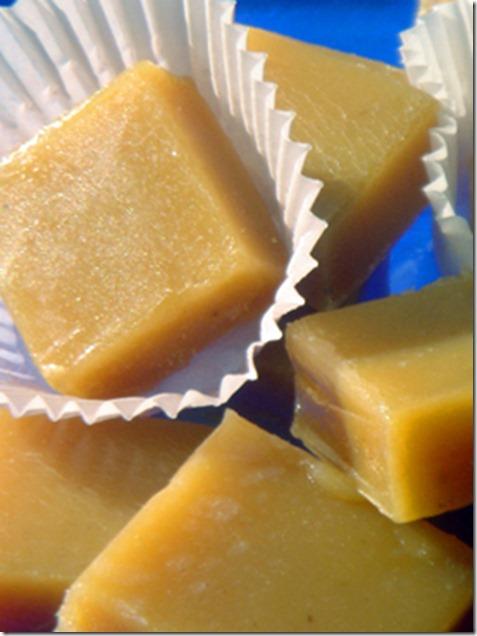 Honey Caramels Recipe — Dishmaps