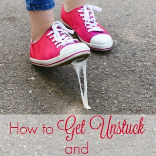 How to Get Unstuck and Out of a Rut