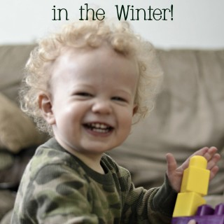 10 Great Activities to Keep The Kids Busy in Winter