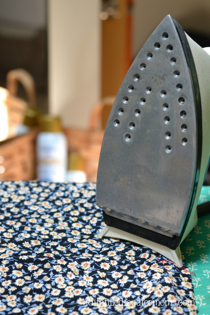 iron mending