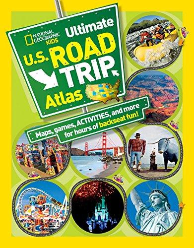 Kids National Geographic Road Trip Magazine