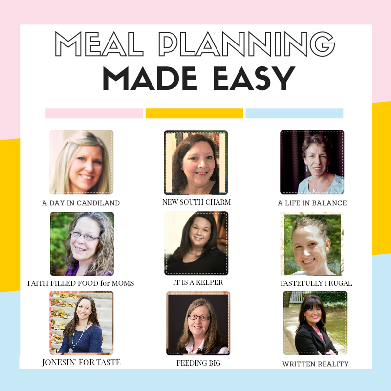 meal planning made easy NEWEST!