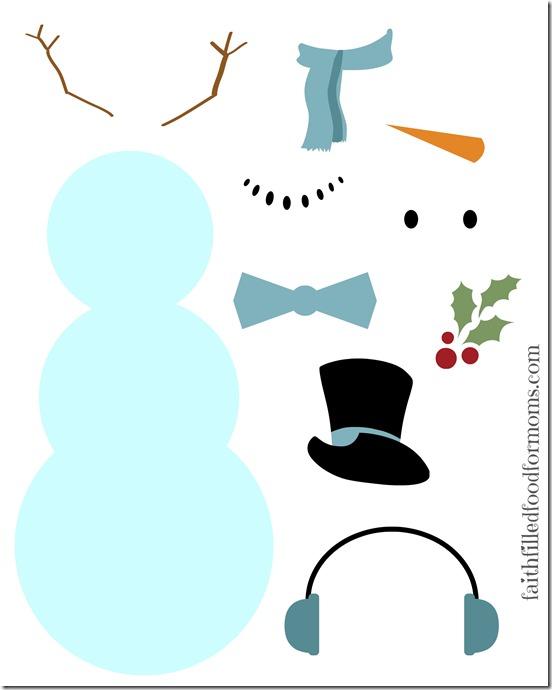 snowman assemble