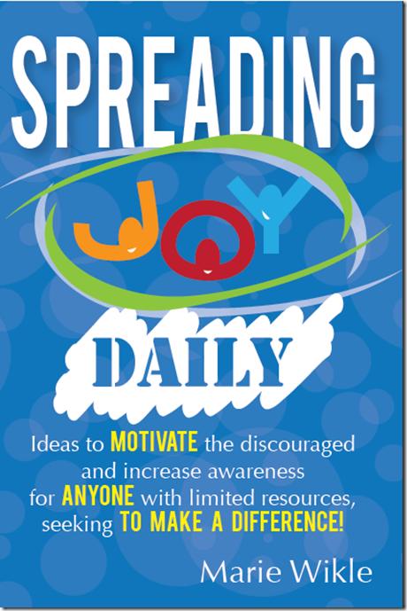 spreading joy