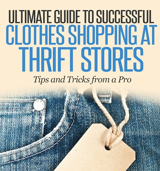 square The Ultimate Guide to Thrift Store Clothes Shopping