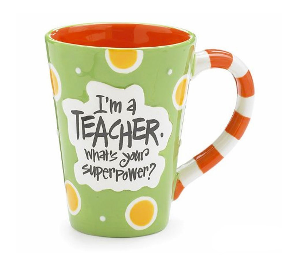 teacher coffee mug