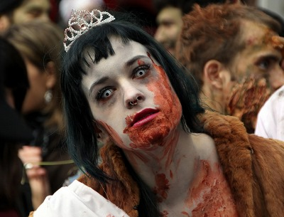 My Life as a Zombie-Legalism Part 1